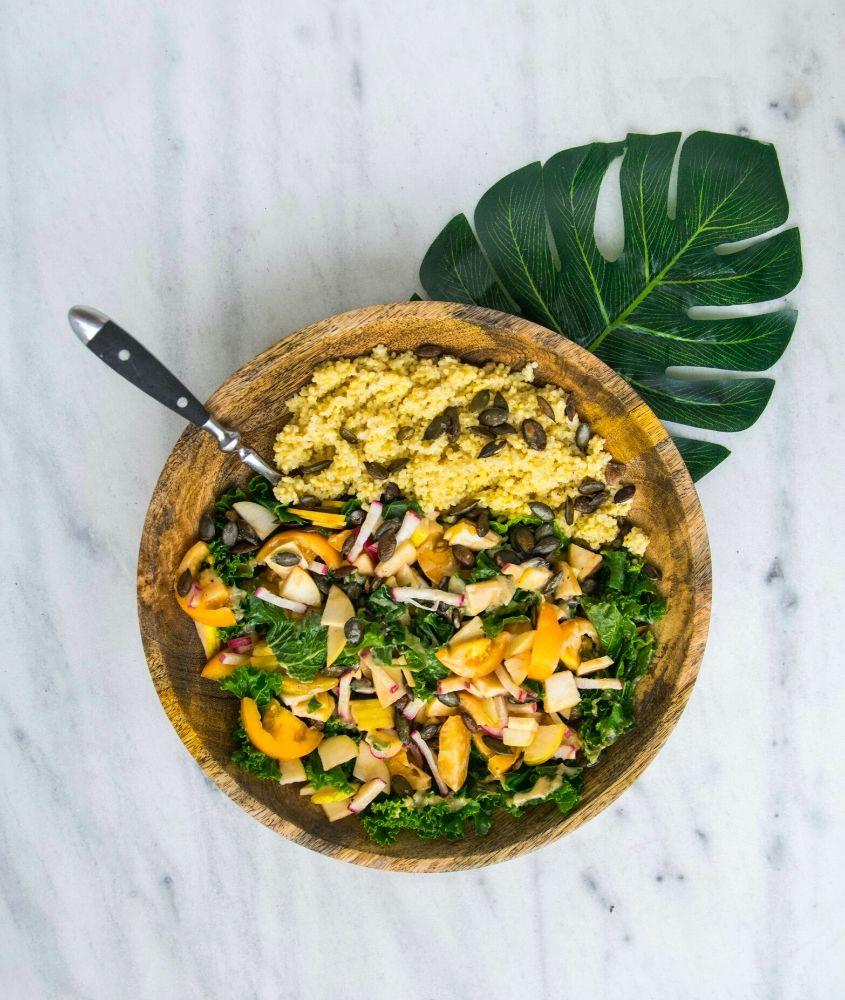 4 raisons de devenir végétarien pour laplanète