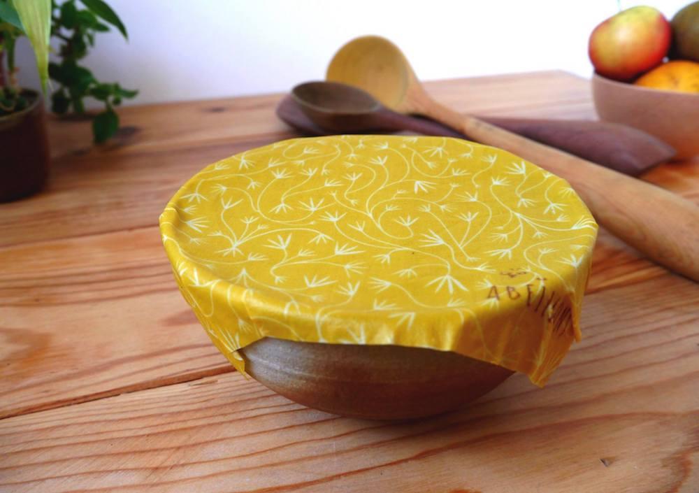 DIY zéro déchet : fabriquer un bee wrap maison