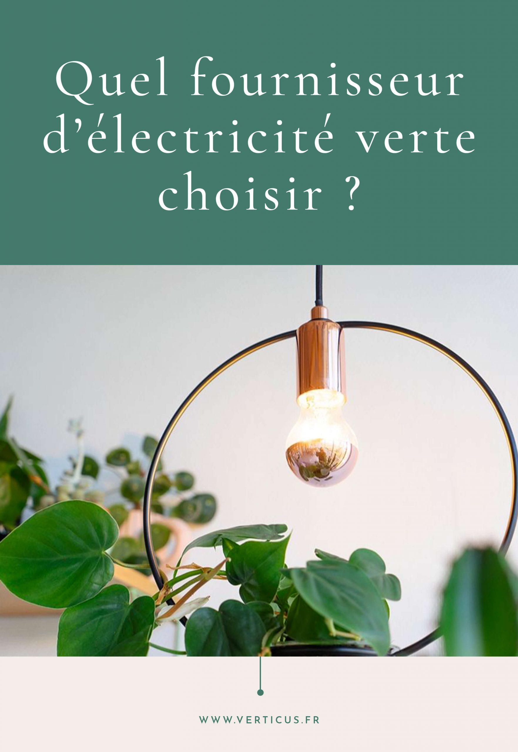 Mini-guide pour choisir un fournisseur d'électricité vraiment verte et soutenir les petits producteurs d'énergies renouvelables.