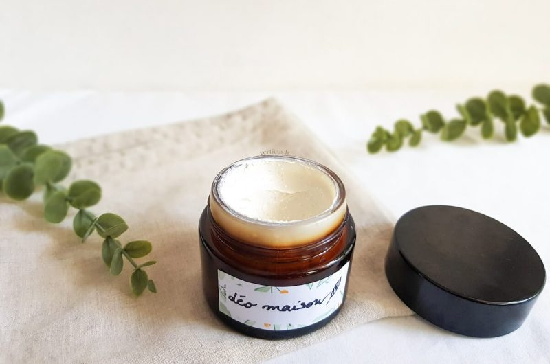 Recette de déodorant maison sans bicarbonate pour peaux sensibles