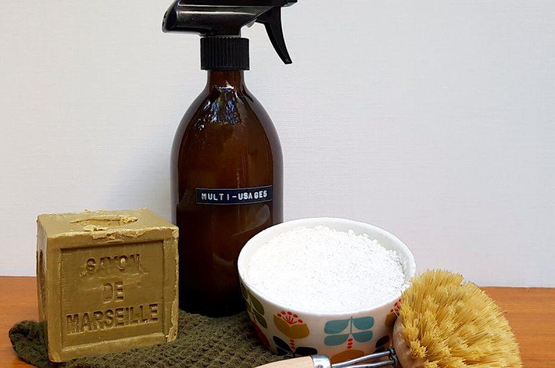 Recette de cake vaisselle maison