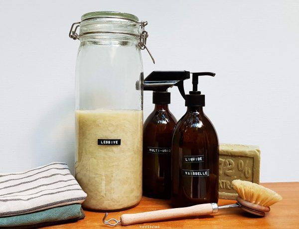Recettes pour fabriquer ses produits ménagers maison et naturels