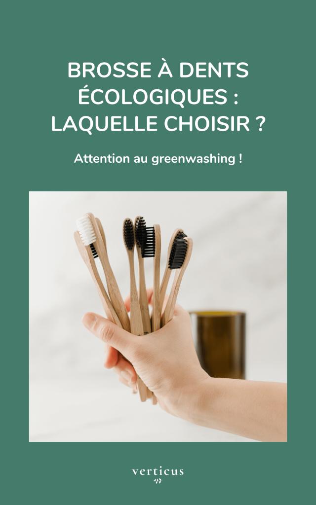 En bambou, bois ou bioplastique, recyclable, fabriquée en France... ? Voici comment choisir une brosse à dents écologique !